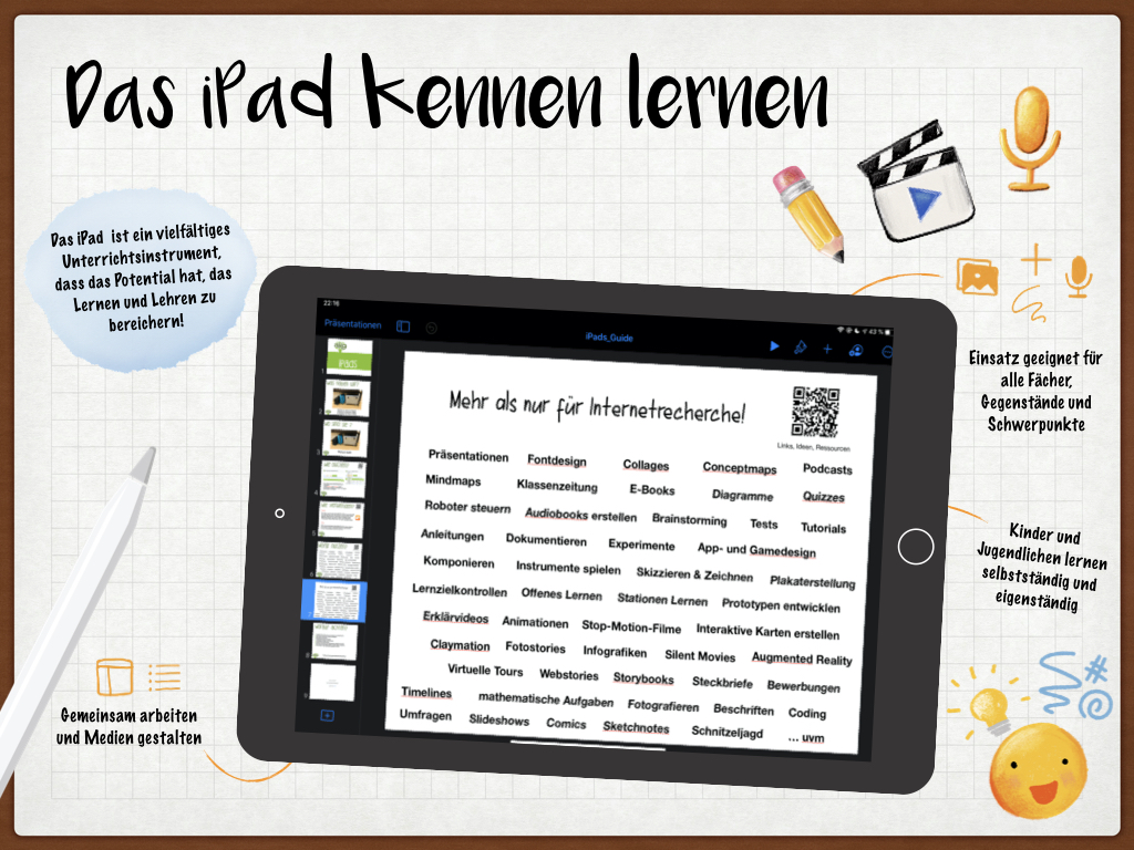 iPad Intensivekurs